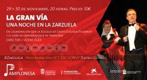 LA GRAN VÍA @ Teatro Gayarre