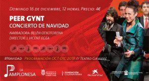 CONCIERTO DE NAVIDAD @ Teatro Gayarre