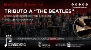 "TRIBUTO A ""THE BEATLES"" @ Teatro Gayarre"