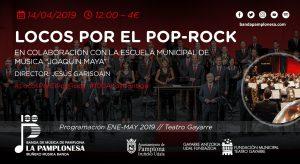 LOCOS POR EL POP-ROCK @ Teatro Gayarre