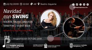 ¡NAVIDAD CON SWING! @ Teatro Gayarre