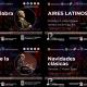 Adelanto del ciclo de conciertos en el Teatro Gayarre octubre-diciembre.