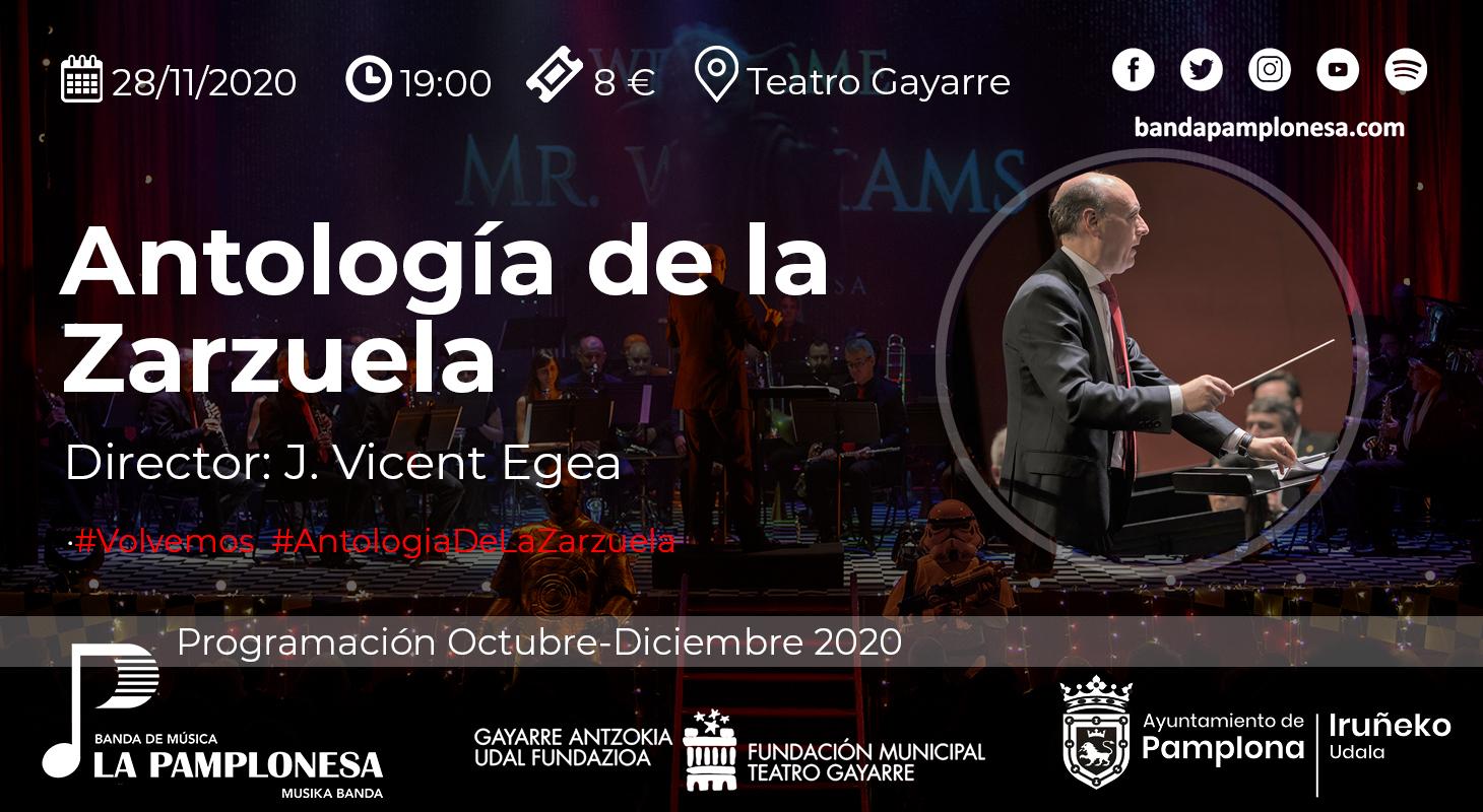 La Pamplonesa_Antologia de la Zarzuela