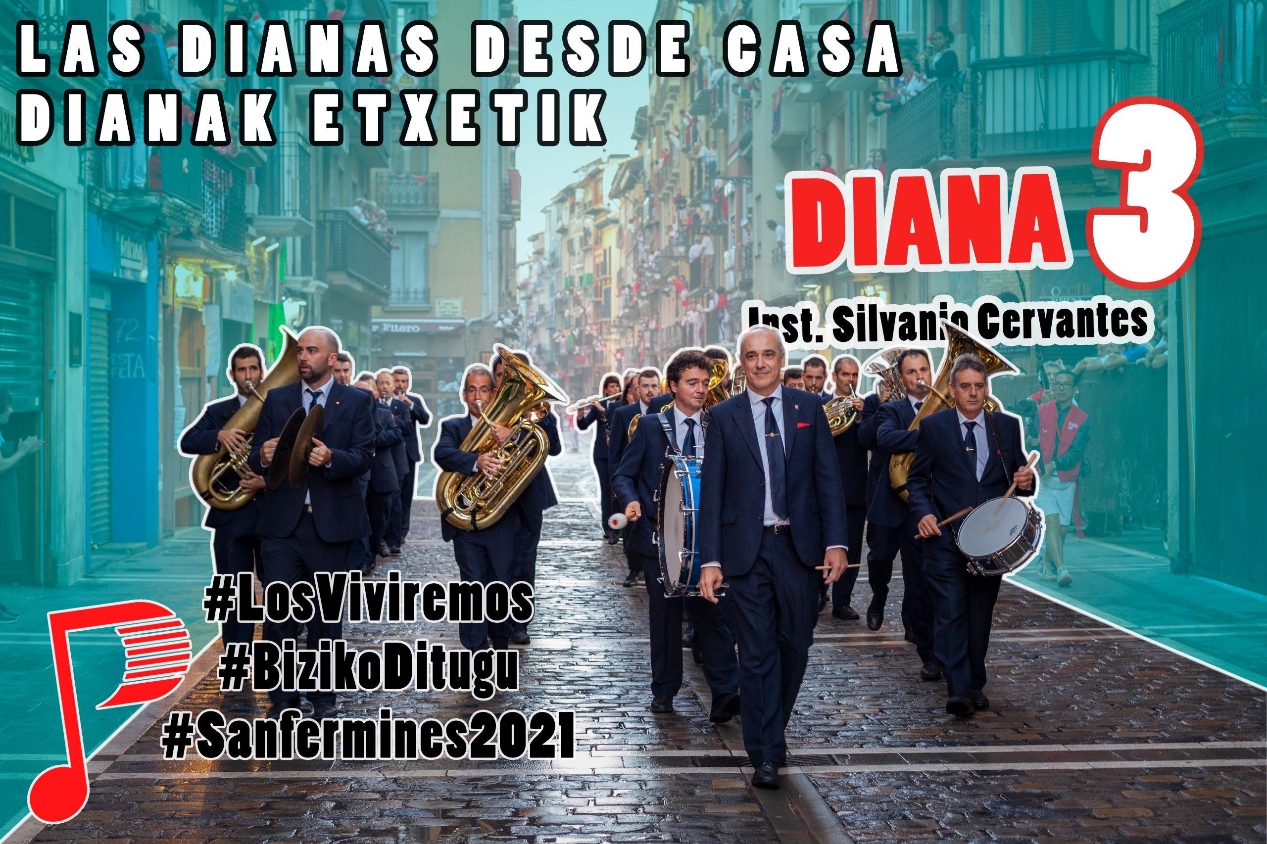 LAS DIANAS DESDE CASA